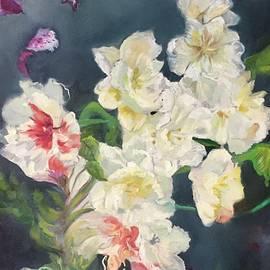Peonies  by Alexandra Higgins