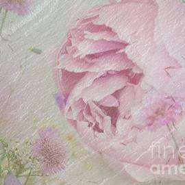 Peonies and Flowers by Sherry Hallemeier