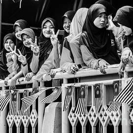 People of Malaka 05 by Werner Padarin