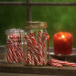 Peppermint Sticks by John Rogers