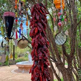 Peppers and Chimes by Jerry Abbott