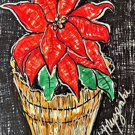 Percy the Puny Poinsettia by Geraldine Myszenski