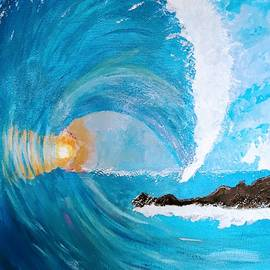 Perfect Wave by Sheri Goodyear