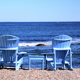 Seats by the Sea by Robert McCulloch