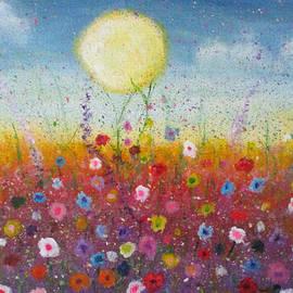 Petalled Skies by Jen Shearer
