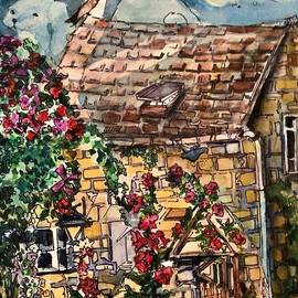 Peter Rabbit Cottage by Mindy Newman