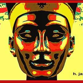 Pharaoh by Hartmut Jager