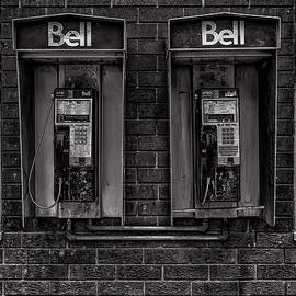 Phone Booth No 23 by Brian Carson