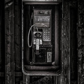 Phone Booth No 28 by Brian Carson