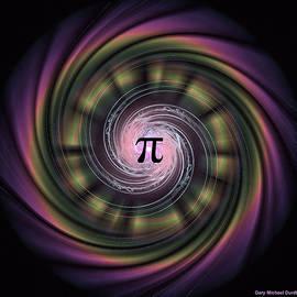 Pi Spiral by Michael Durst