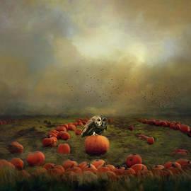 Picking My Pumpkin by Jai Johnson