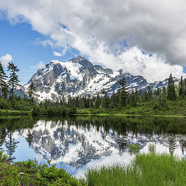 Picture Lake by Calazone's Flics