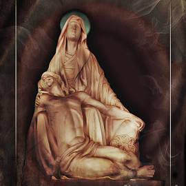 Pieta In Andalucia, Colombia II by Al Bourassa