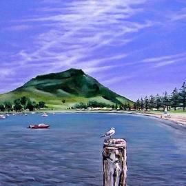 Pilot Bay Mt M 281007 by Sylvia Kula