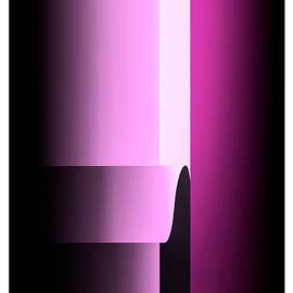 Pink as... Geometric  - 5004 -1 by Panos Pliassas