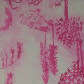 Pink in View by Michelle Reid NDNModern
