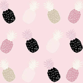 Pink Pineapples by Marshal James