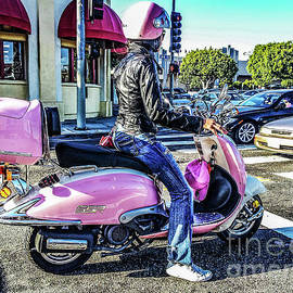 Pink by Sean Jamieson
