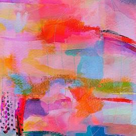 Pink Sunshine by Terri Price