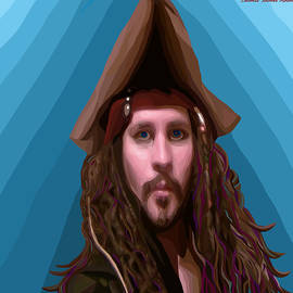 Pirate Dave by Chante Moody