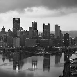 Pittsburgh by Michael Hills
