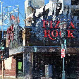 Pizza Rock Las Vegas by Tatiana Travelways