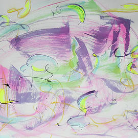 Planetary Turbulence by Asha Carolyn Young