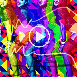 Play Girl by Pop Art World