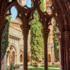 Poblet Monastery inside-out, Catalonia, Spain by Tatiana Travelways