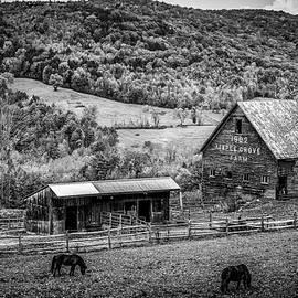 Pomfret Vermont 1902 Maple Grove Farm by Jeff Folger