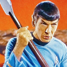 Pon farr - Watercolor FX by Brian Wallace
