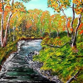 Poncha Springs, Salida Colorado by Irving Starr
