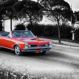 Pontiac GTO by Torfinn Johannessen