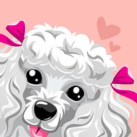Poodle by Victor Irizarry