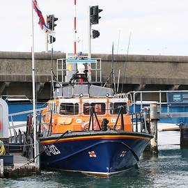 Poole Lifeboat by Michaela Perryman