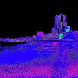 PopArt Inner Harbour  by Ian Baird