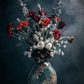 Poppies Stillife by Steffen Gierok