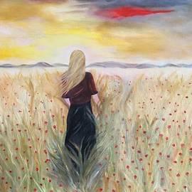 Poppy Love by Lynne Messeck