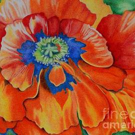 Poppy by Sharon Patterson