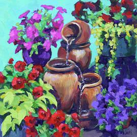 Porch Garden by Karen Ilari