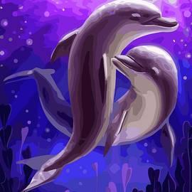Porpoise Beauty by Teresa Trotter