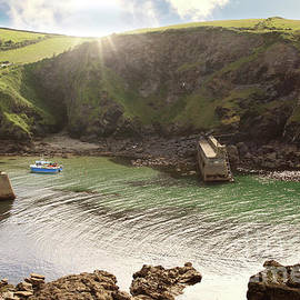 Port Isaac in North Cornwall England sea port by Simon Bratt Photography LRPS
