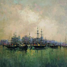 Port by Narek Qochunc