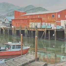 Port of Garibaldi by Paul Henderson