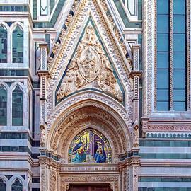 Porta della Mandorla by Andrew Cottrill