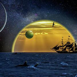 Portal Planet by John Haldane