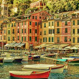 Portofino by Stefano Menicagli