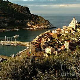 Portovenere Afternoon by Peter Horrocks