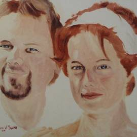 Portrait of Happiness by Eugene and Kathleen Smith