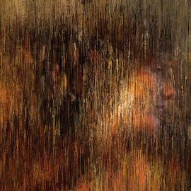 Portrait in Gold Tones by Alex Mir